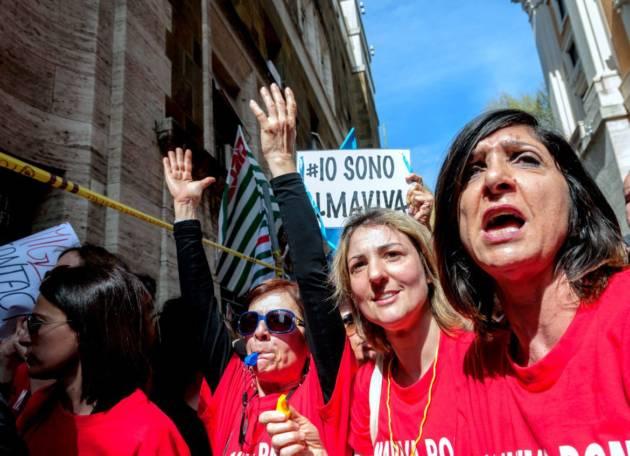 [DallaRete] Niente compromessi, Almaviva chiude Roma e licenzia tutti
