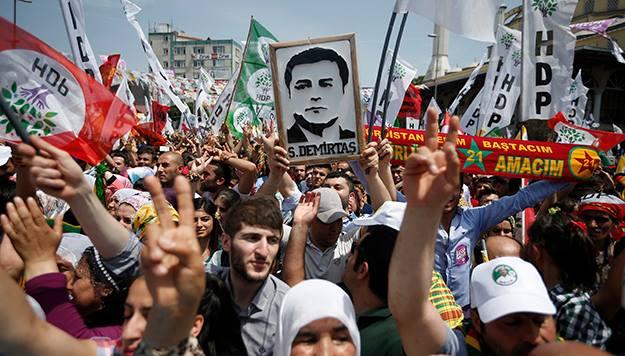 Turchia – Come ti faccio fuori un partito