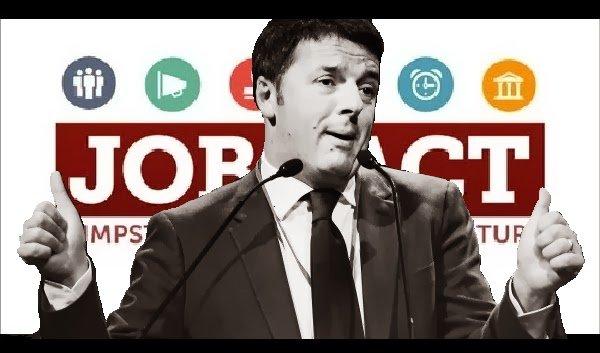 [DallaRete] Jobs Act, i miti della «post-verità» di Renzi svelati in quattro mosse