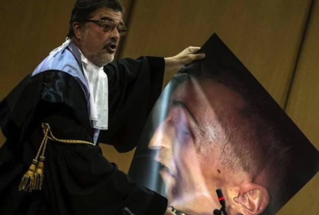 [DallaRete] Procura: «Cucchi fu ucciso dai carabinieri, omicidio preterintenzionale»
