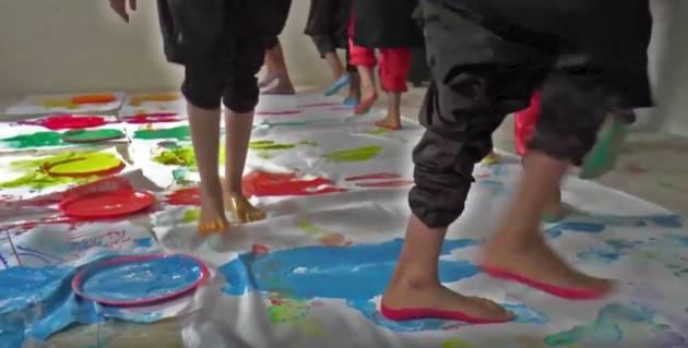 I colori della Dabka [Progetto 6220km2]