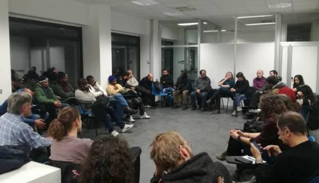 [DallaRete] Milano. Occupazione solidale dei locali abbandonati a Precotto