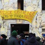 """[DallaRete] Roma, Alexis resiste: """"Fare le barricate serve ancora a qualcosa"""""""