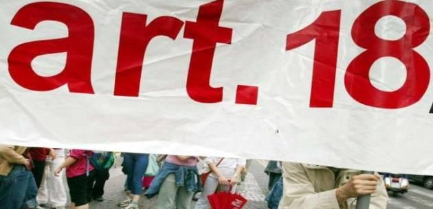 Referendum – Alla fine non si voterà sull'articolo 18…