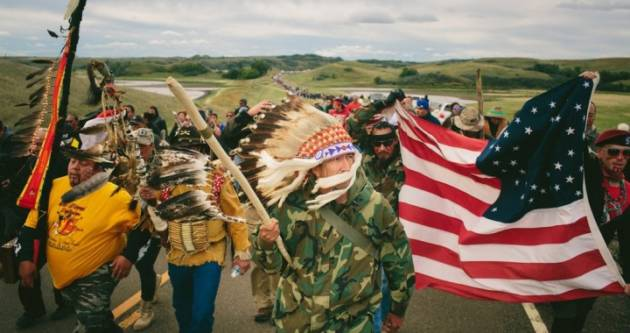 [DallaRete] La lotta dei Sioux continua, a testa alta