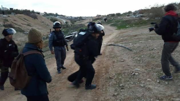 [DallaRete] Israele – Scontri durante demolizioni a Umm al Hiran: due morti