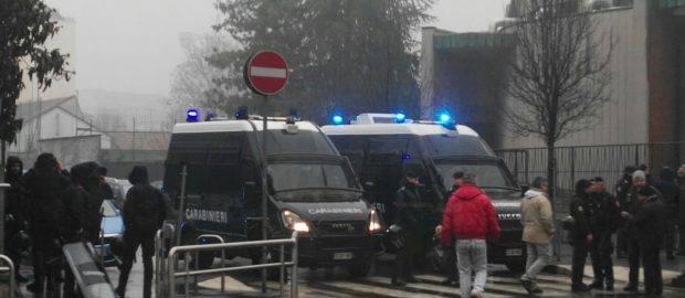 La triste Milano degli sgomberi