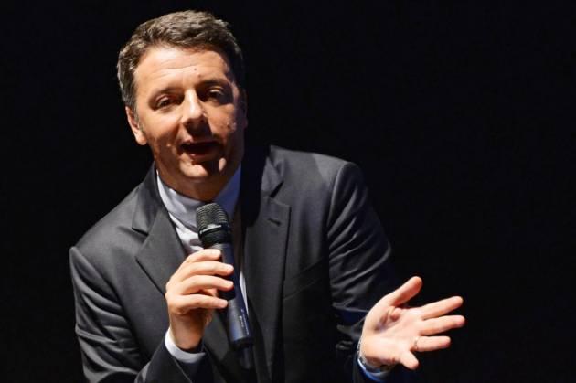[DallaRete] Perché Renzi odia il reddito di cittadinanza e propone il lavoro di cittadinanza