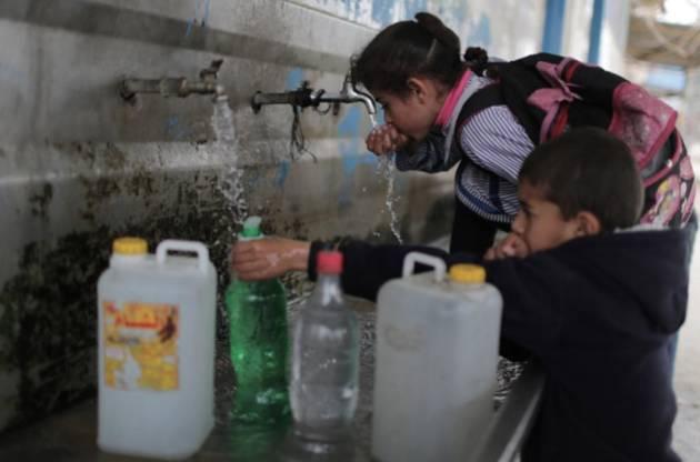 [DallaRete] Gaza alla ricerca di acqua