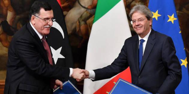[DallaRete] Accordo Italia – Libia e vertice europeo. L'Italia asseconda le richieste UE e stipula un vergognoso accordo con la Libia