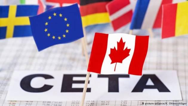 CETA, un piccolo TTIP