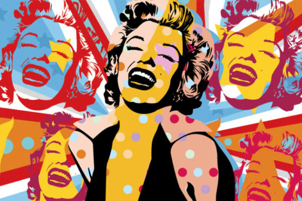 hollywood-stars-marilyn-monroe-lobo-pop-art