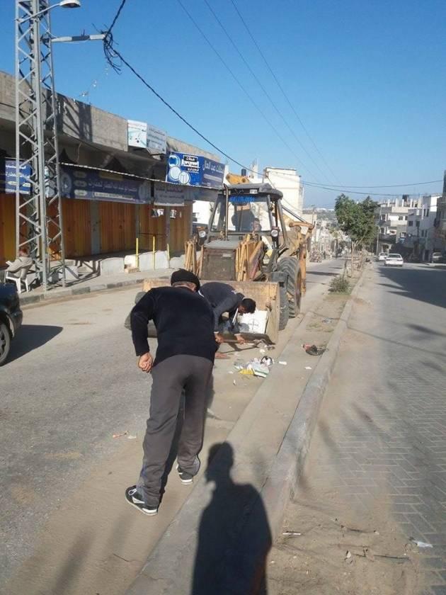 """Beit Layha, Gaza. Dalla campagna """"Make a Change"""", ecco a voi l'iniziativa """"My house door is more beautiful"""" [Progetto 6220km2]"""