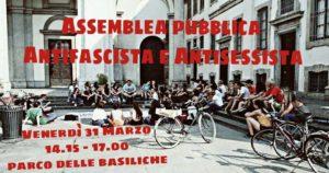 Assemblea antifa verso il 25 Aprile - VETRA - 31/03 @ Milano