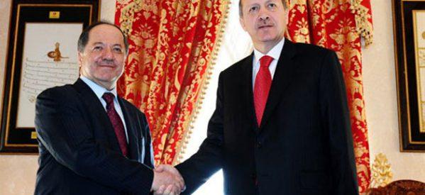 [DallaRete] Tre in un colpo solo? – La visita di Barzani in Turchia