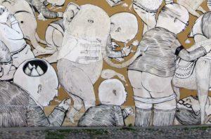 [DallaRete] Milano: contro la volontà di cancellare il murales di blu e ericailcane dal Pac. Writer in mobilitazione