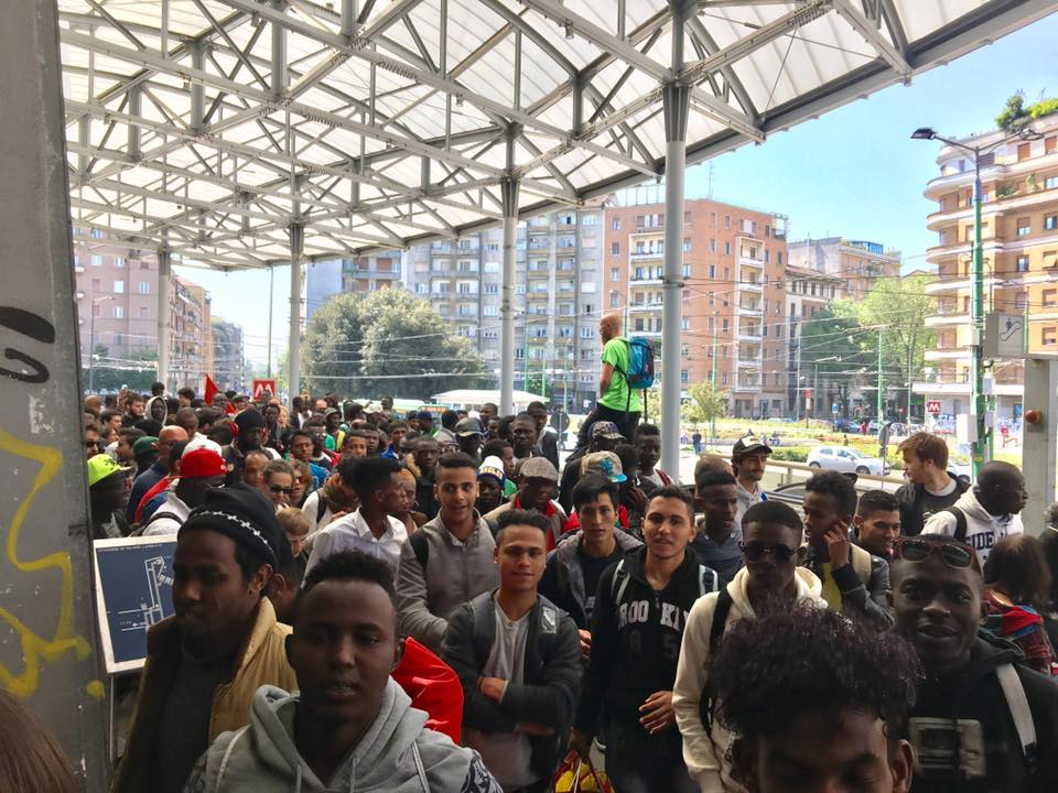20 Maggio – A Milano, ma senza contraddizioni. Ritirare subito le leggi Minniti-Orlando