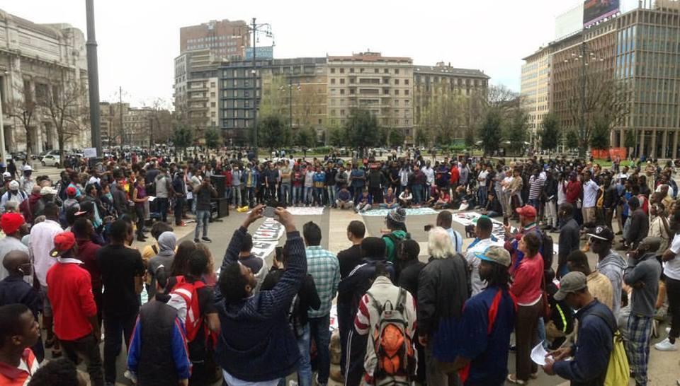 Il primo Aprile a Milano è nato un movimento!