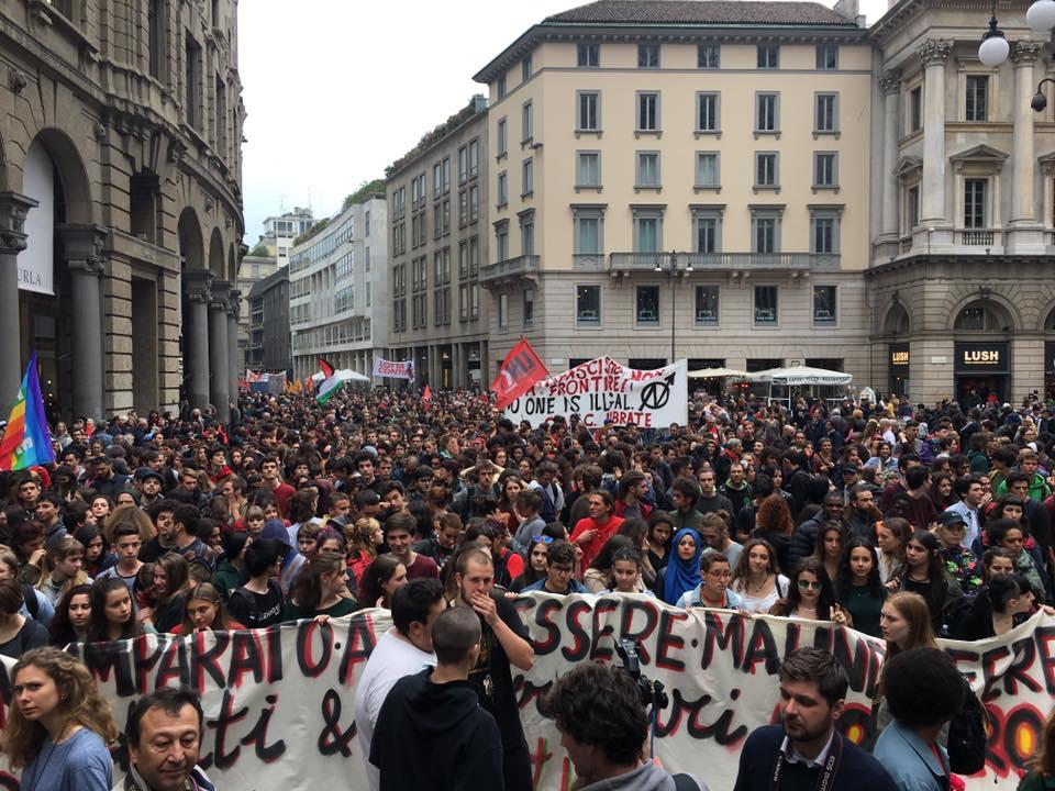Un 25 Aprile a Milano