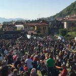 Pontida, 22 Aprile – Una giornata di orgoglio antirazzista! – Video e foto