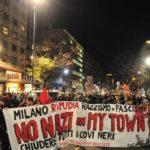 [DallaRete] #NONAZIINMYTOWN! 3 Aprile corteo vs razzismo, sessismo e squadrismo