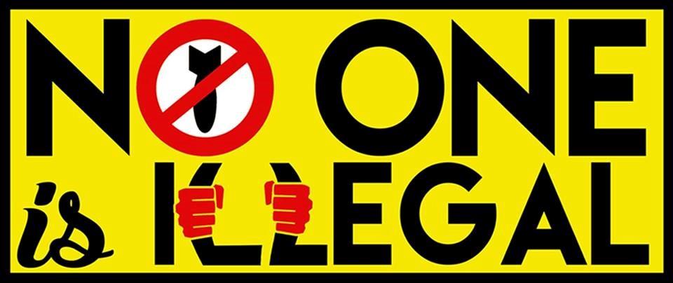 Nessuna persona è illegale: appello pubblico verso il 20 Maggio per tutte le realtà antirazziste