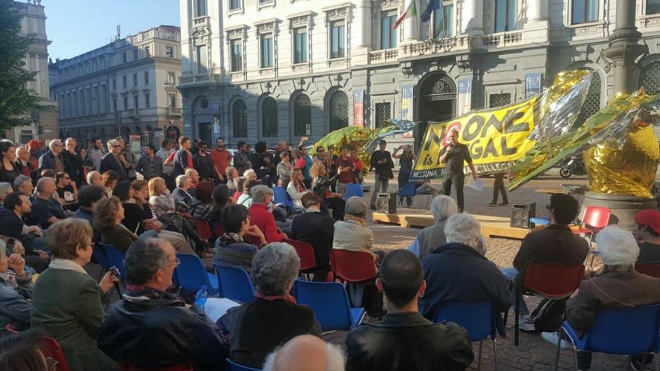 """Comunicato della piattaforma """"Nessuna persona è illegale"""" sull'assemblea pubblica verso il 20 Maggio"""
