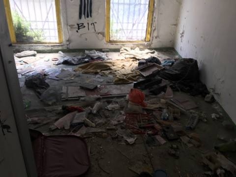 """ZAM – Via Olgiati a 4 anni dallo sgombero """"urgentissimo"""": degrado e abbandono!"""