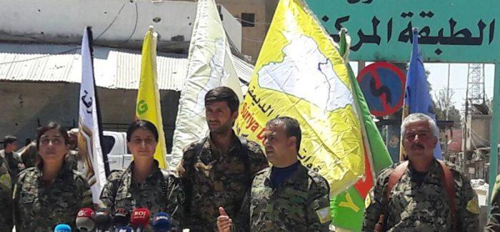 Siria – SDF: Tabqa sarà consegnata all'Assemblea Civile