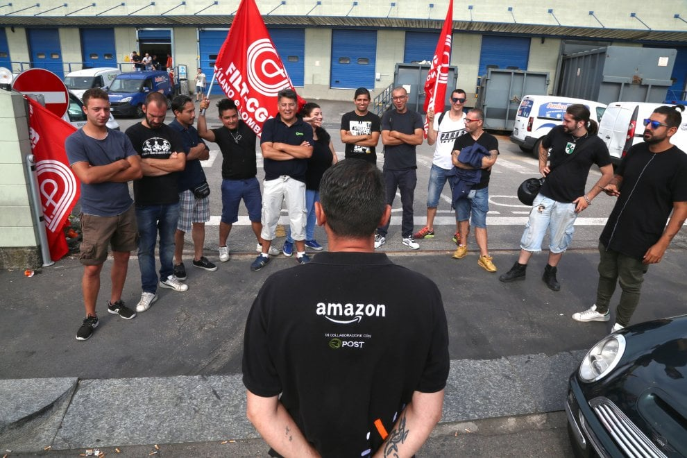 Amazon – Le mille ragioni di uno sciopero