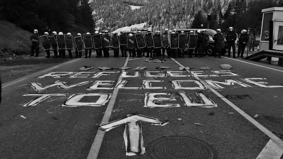 Welcome to Europe… A 18 anni sulla rotta balcanica