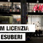 Lo sciopero H&M contro i licenziamenti