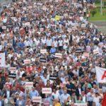La Turchia in marcia per la giustizia