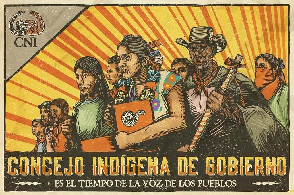 L'ora è giunta – Dichiarazione dell'Assemblea Costitutiva del Consiglio Indigeno di Governo
