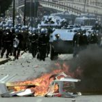 >>>ANSA/G8:ITALIA PATTEGGIA A STRASBURGO CON VITTIME BOLZANETO