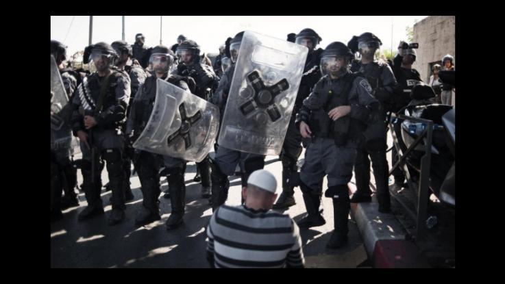 Cosa succede a Gerusalemme?