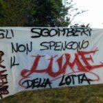 Sgombero LUMe – La solidarietà
