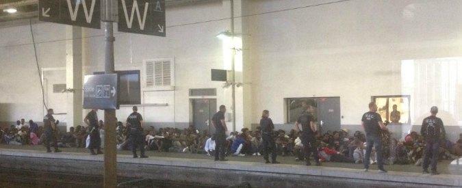 Rastrellamenti di migranti anche in Francia – Progetto 20K