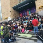 Stoccolma: cronaca dei primi 9 giorni di protesta permanente contro le deportazioni