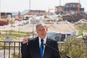 Netanyahu-colonie