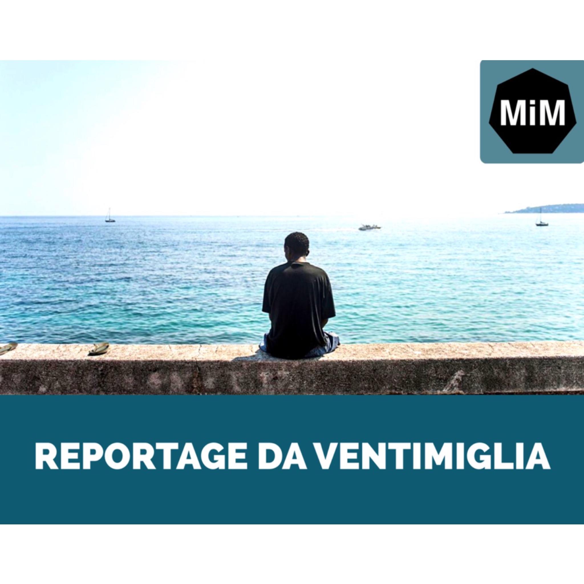 Reportage da Ventimiglia: intervista a due solidali di Popoli in Arte