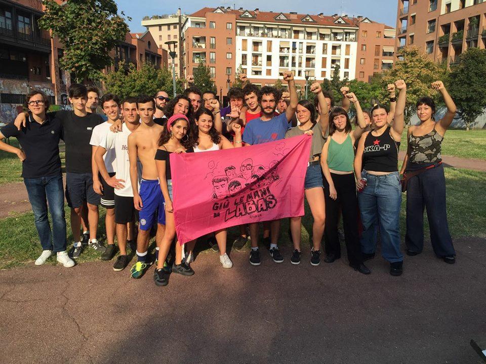 Riprendiamoci i parchi! (by Rete Studenti Milano)