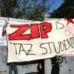 ZIP is back. TAZ studentesca
