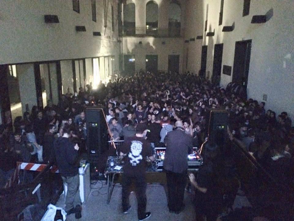 Calendario Unimi.Festa Senza Perdono Unimi Trash Night Milanoinmovimento