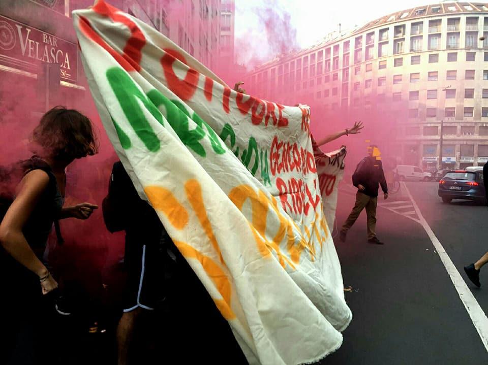 Studenti vs. Assolombarda contro l'alternanza scuola-lavoro in vista del corteo del 13 Ottobre