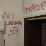 Bergamo – Svastiche e atti vandalici in Kascina