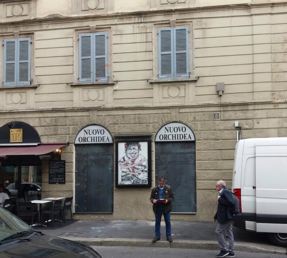 Lume rilancia occupato l 39 ex magazzino del verde pubblico - Cinema porta venezia milano ...