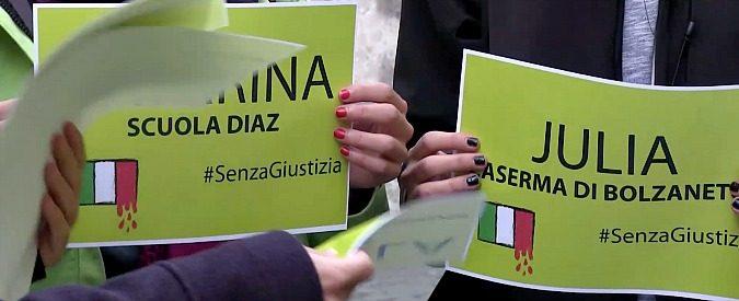 Caserma di Bolzaneto e carcere di Asti – L'Italia nuovamente condannata per tortura