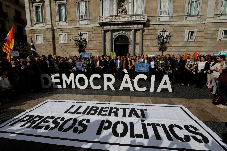 Catalunya – In galera l'ex govern. «Prigionieri politici»