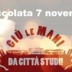 Fiaccolata per Città Studi – 7 Novembre, ore 19,30 @ Piazza Leonardo Da Vinci